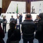 Representantes das IEES se reúnem com a Frente Parlamentar em Defesa das Universidades Públicas; Seti se manifesta sobre a pauta da greve
