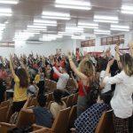 Em Seminário Estadual, professores, técnicos e estudantes rechaçam totalmente a Lei Geral das Universidades