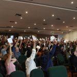 Docentes da UEL mantêm greve e aprovam nova Assembleia para amanhã (quinta, 5)